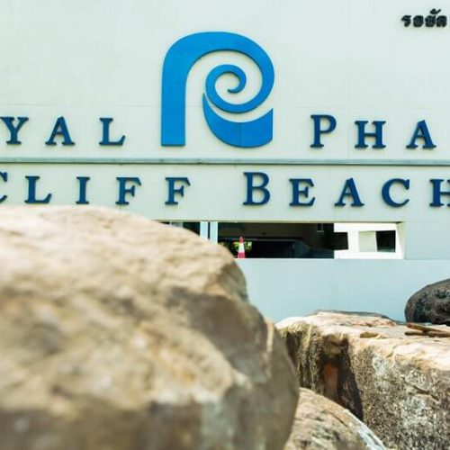 Royal Phala Cliff Beach Resort & Spa : BUILDING