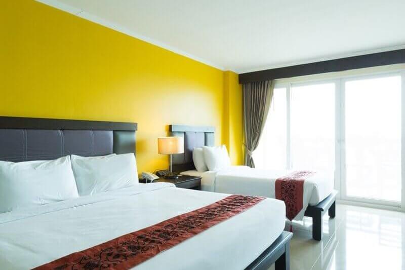 Royal Phala Cliff Beach Resort & Spa :Pavilion room