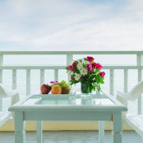 Royal Phala Cliff Beach Resort & Spa : Restaurant