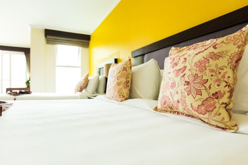 Royal Phala Cliff Beach Resort & Spa : Paradise Room