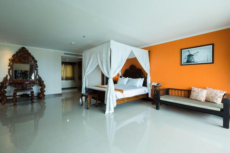 Royal Phala Cliff Beach Resort & Spa : Royal Paradise